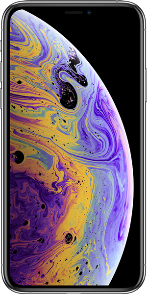 Apple iPhone XS 256 GB Silber