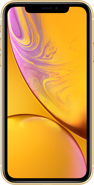 Apple iPhone XR 64 GB Gelb